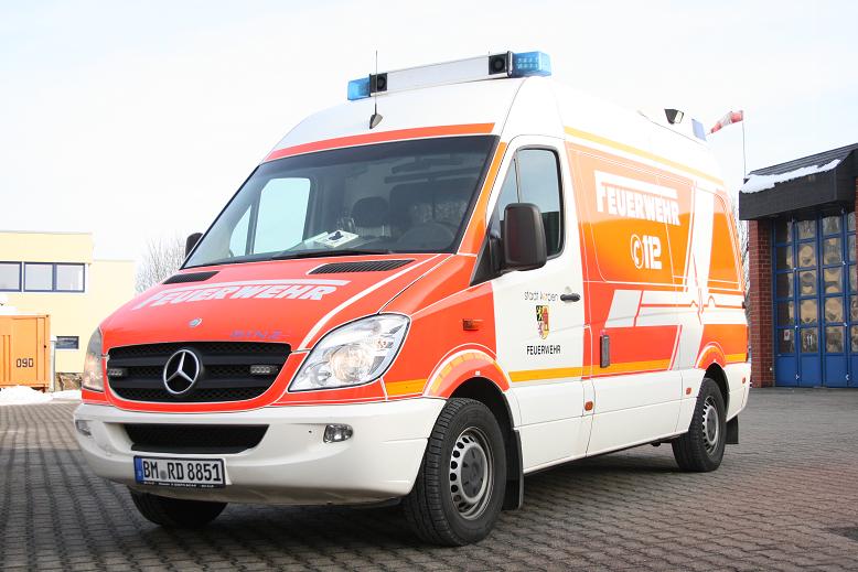 Krankentransportwagen