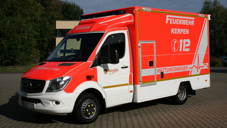 Rettungswagen 1