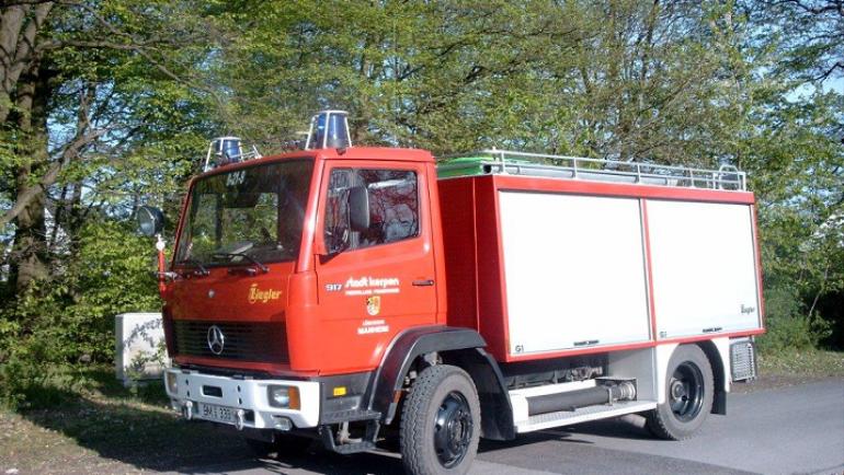 Tanklöschfahrzeug 8