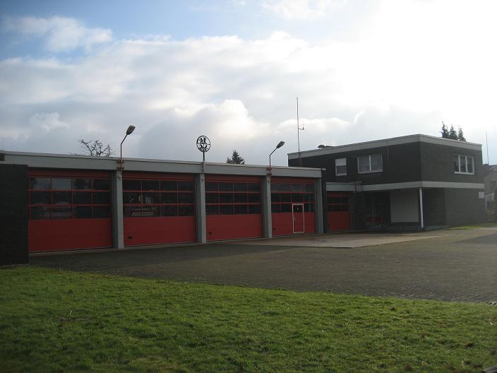 Gerätehaus LZ Buir