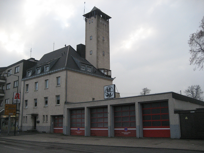 Gerätehaus LZ Horrem