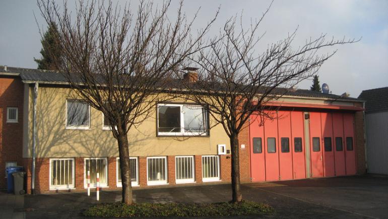 Gerätehaus LZ Manheim