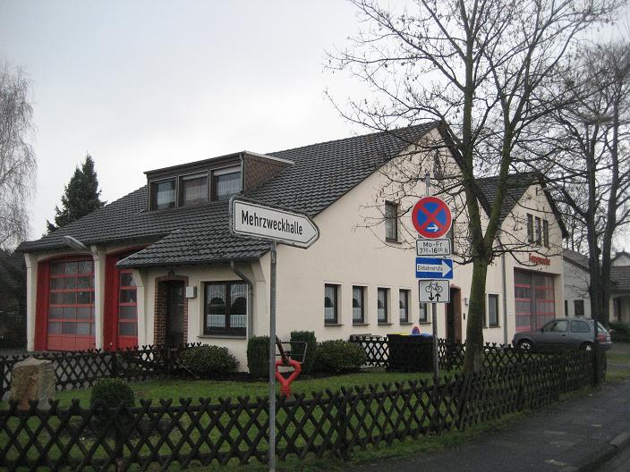 Gerätehaus LZ Sindorf