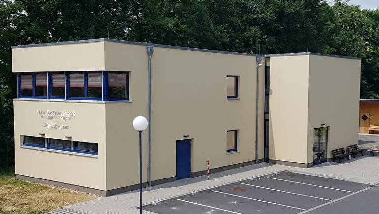 Sozialgebäude LZ Kerpen