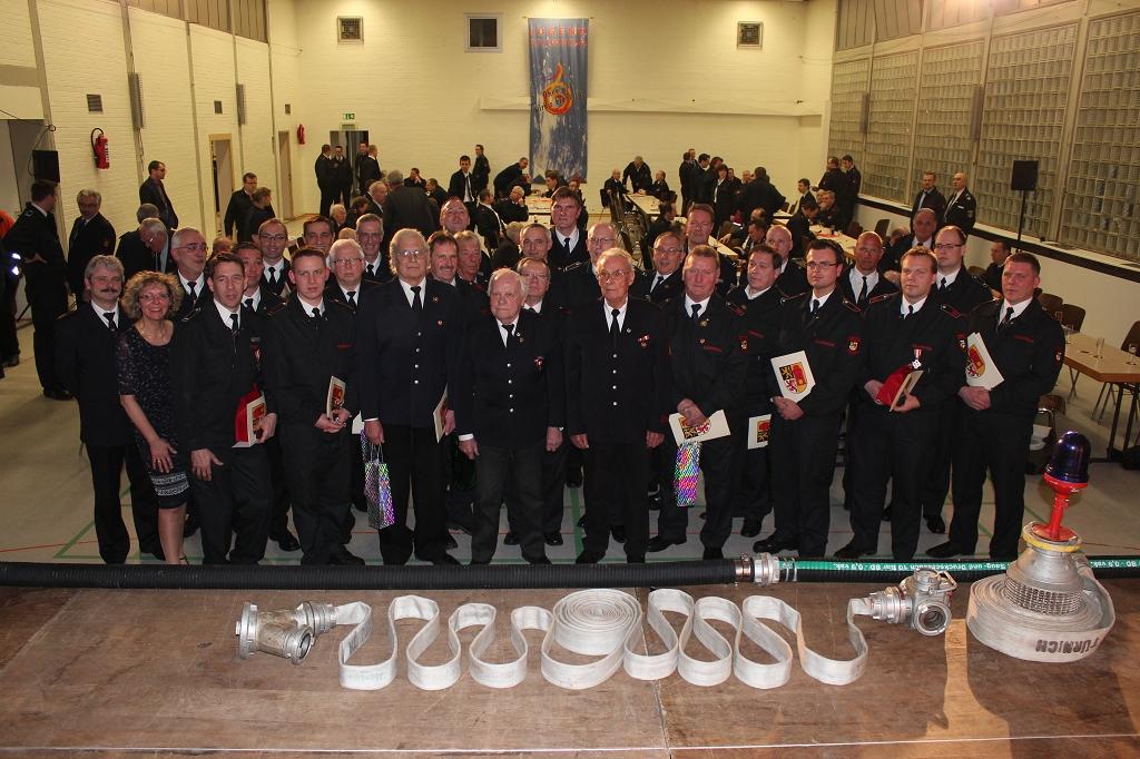 02.03.2013 – Jahresempfang der Freiwilligen Feuerwehr der Kolpingstadt Kerpen