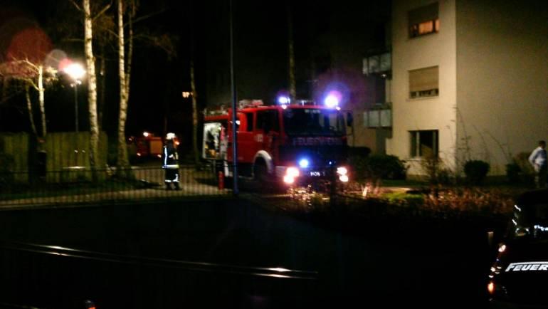 03.02.2016 – Zimmerbrand in Horrem