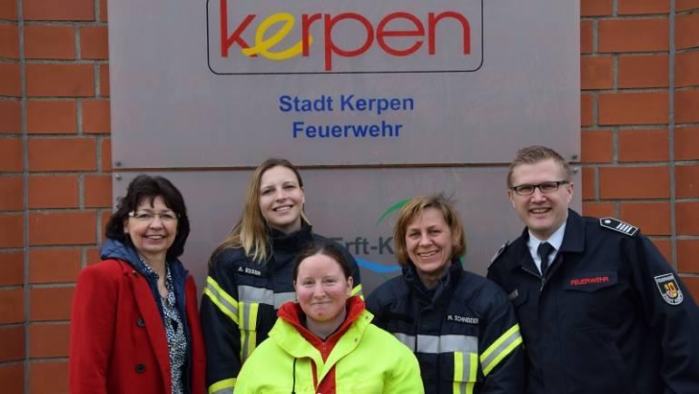 06.04.2016 – Frauen bei der Feuerwehr Kerpen
