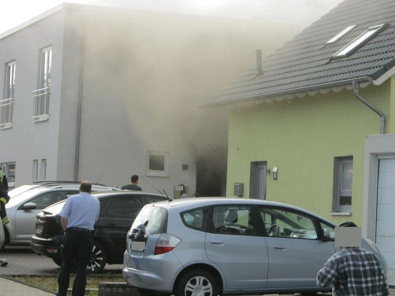 02.06.2016 – Kellerbrand in Götzenkirchen
