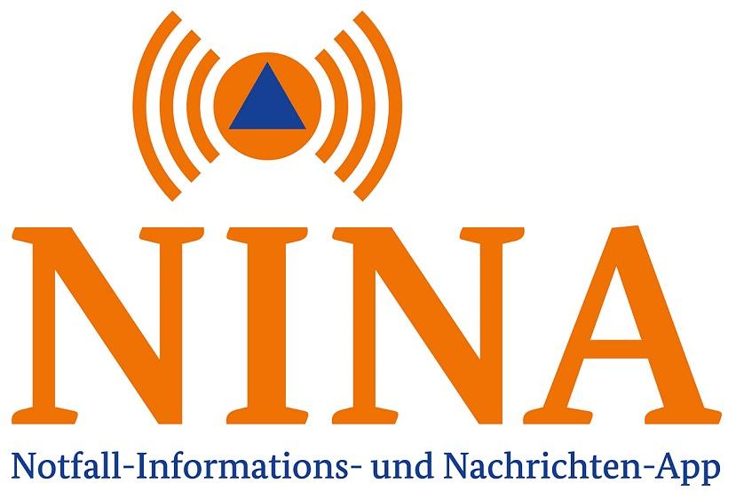 """12.08.2016 – Nutzung der Warn-App """"NINA"""" im Rhein-Erft-Kreis"""