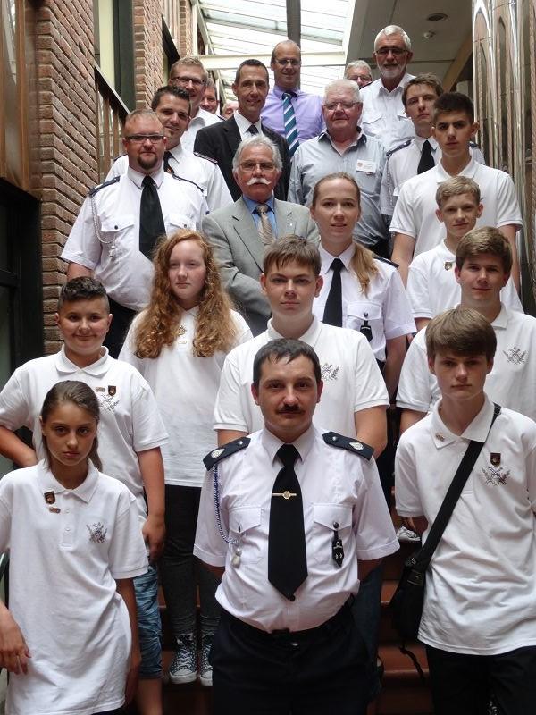 08.08.2016 – Besuch der Jugendfeuerwehr Oswiecim (Polen)