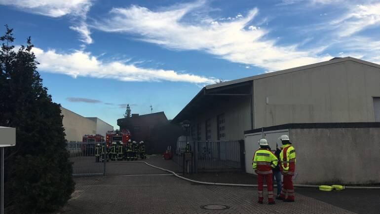 29.09.2016 – Zimmerbrand in Kerpen-Türnich