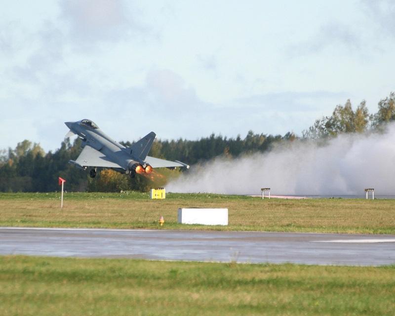 Eurofighter (Quelle: Luftwaffe, www.luftwaffe.de)