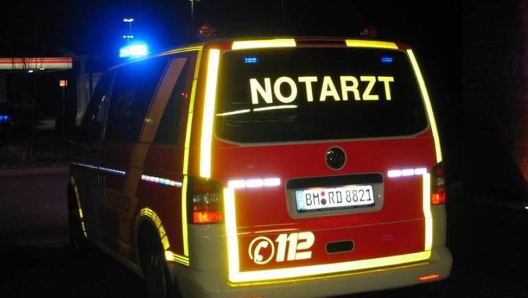 30.12.2016 – Verkehrsunfall auf der L276 in Buir