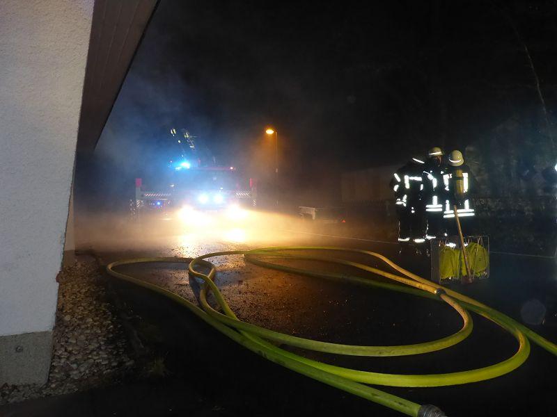 10.01.2017 – Zimmerbrand in Kerpen