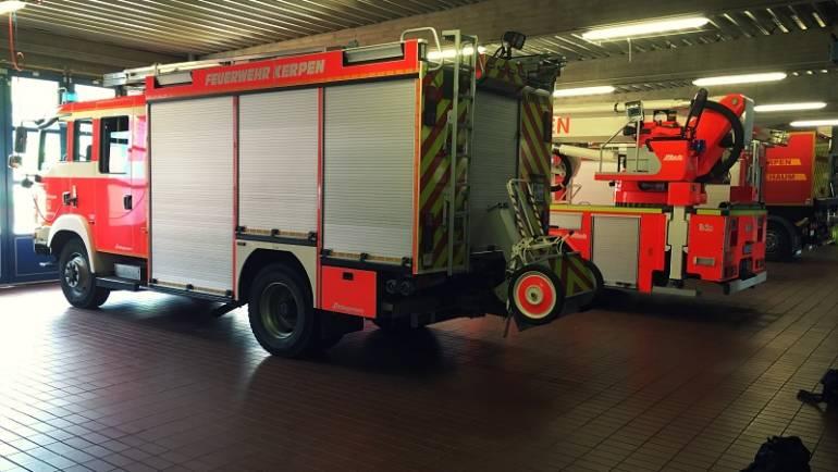 22.01.2017 – Zimmerbrand in Kerpen-Sindorf