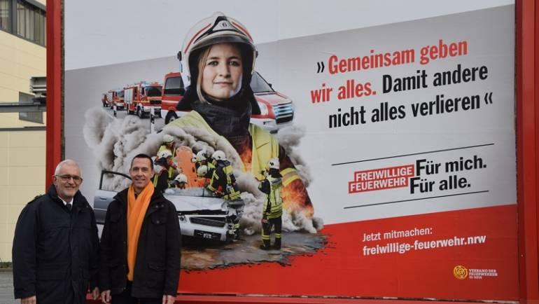 """15.02.2017 – Landesweite Mitgliederkampagne """"Für mich. Für alle."""""""