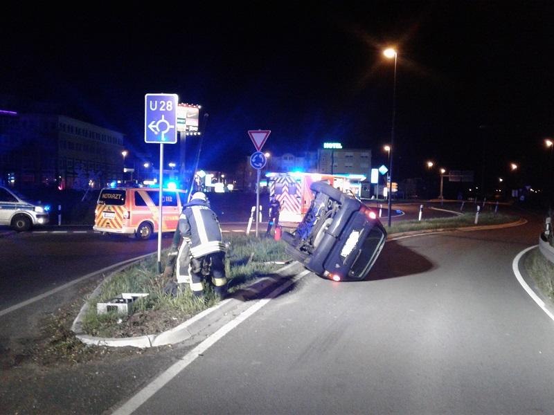 31.03.2017 – Verkehrsunfall in Kerpen-Sindorf