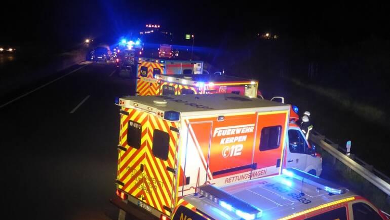 19.05.2017 – Verkehrsunfall mit vier verletzten Personen