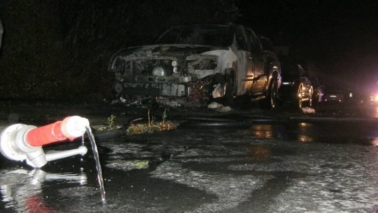 22.10.2017 – PKW in Kerpen-Buir ausgebrannt