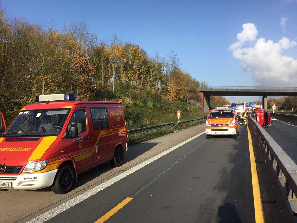 13.11.2017 – Mehrere Verkehrsunfälle in Kerpen