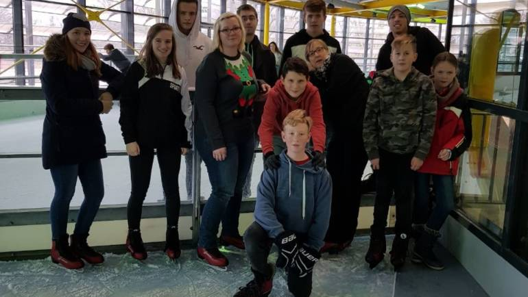 21.12.2017 – Auch die Jugendfeuerwehr Götzenkirchen feierte ihren Jahresabschluss