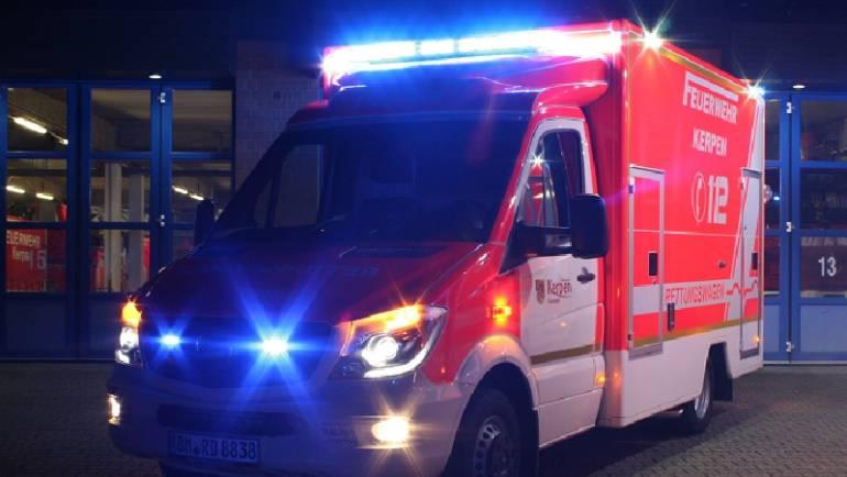 22.12.2017 – Stellenausschreibung Rettungsassistent/-in bzw. Notfallsanitäter/-in