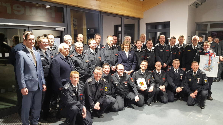 26.02.2018 – Jahreshauptversammlung der Feuerwehr Kerpen
