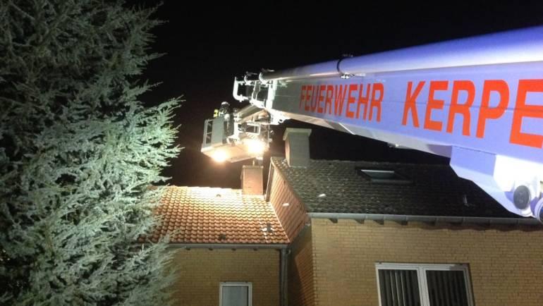 04.03.2018 – Kaminbrand in Kerpen-Blatzheim