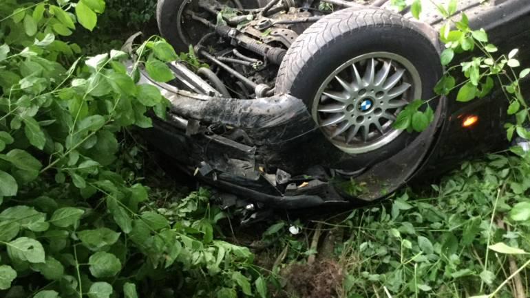 28.05.2018 – Verkehrsunfall auf der Autobahn 61