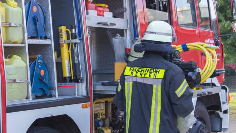 14.06.2018 – Löschzug Buir trainiert technische Rettung aus PKW