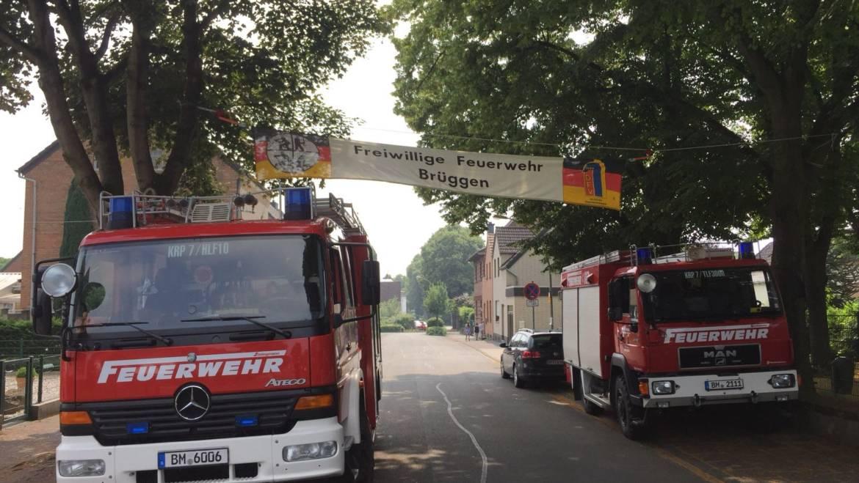 16.06.2018 – Feuerwehrfest beim Löschzug Brüggen