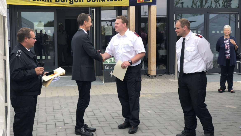 27.08.2018 – Löschzug Manheim reaktiviert seine Jugendfeuerwehr