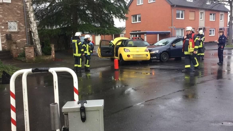 08.03.2019 – Verkehrsunfall zwischen zwei PKW