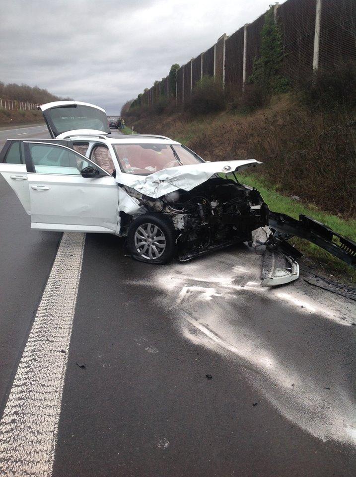 03.03.2019 – Erneut schwerer Verkehrsunfall auf der BAB 4
