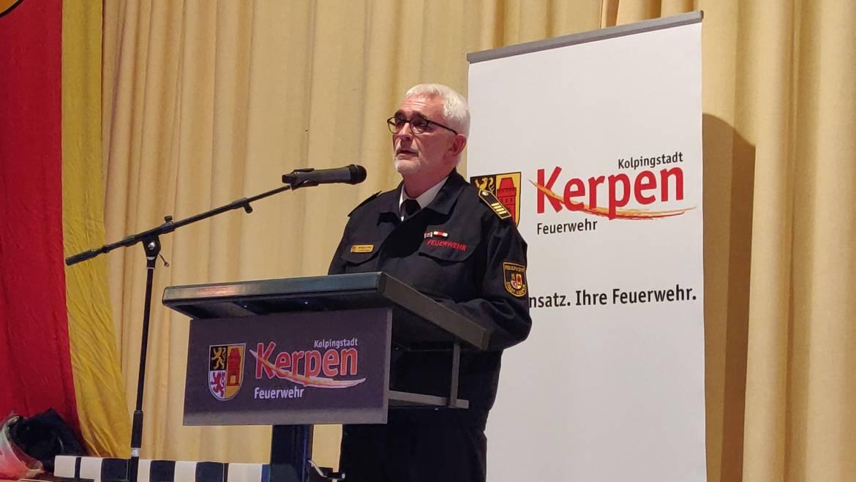 16.03.2019 – Jahreshauptversammlung der Feuerwehr