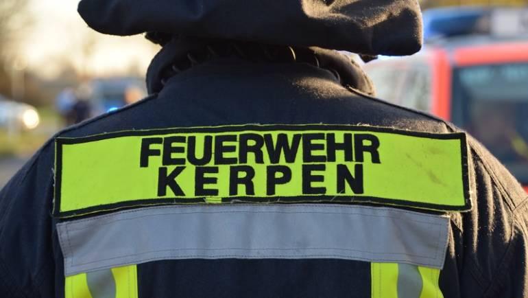 18.04.2019 – Wohnungsbrand in Sindorf vergangenen Abend