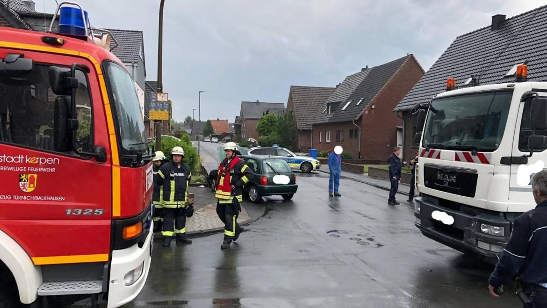28.05.2019 – Verkehrsunfall in Türnich