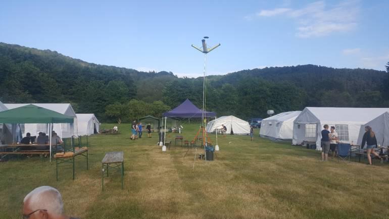 21.06.2019 – Stadtweites Zeltlager der Jugendfeuerwehr