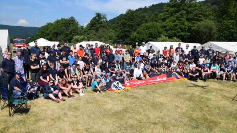 22.06.2019 – Zweiter Tag Zeltlager der Jugendfeuerwehr