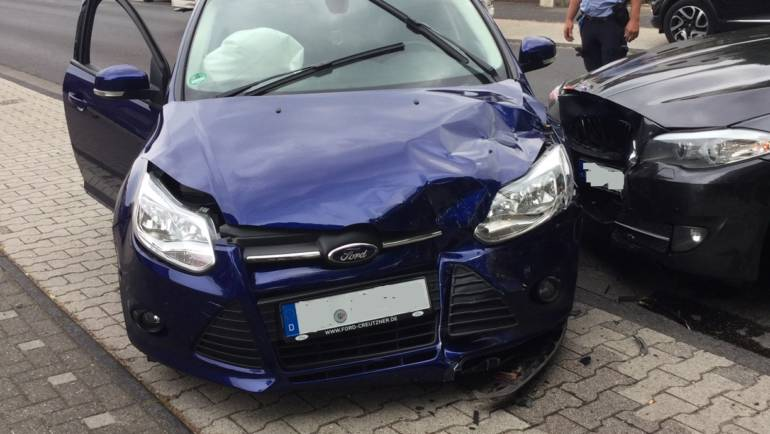 07.07.2019 – Verkehrsunfall in Türnich