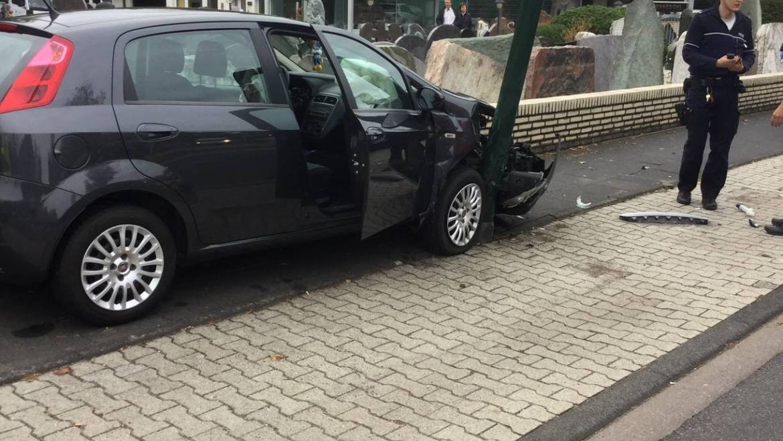 07.10.2019 – Verkehrsunfall in Türnich