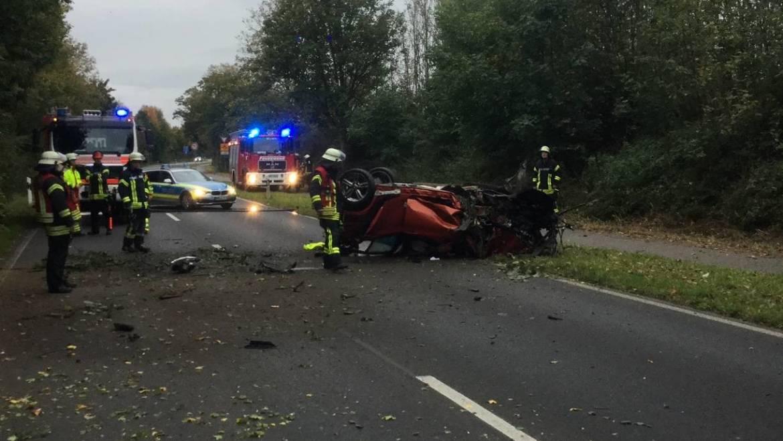 06.10.2019 – Tödlicher Verkehrsunfall auf der Landstraße 122