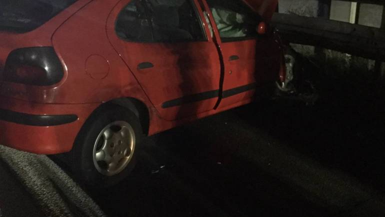 22.11.2019 – Zwei Verkehrsunfälle am vergangenen Abend