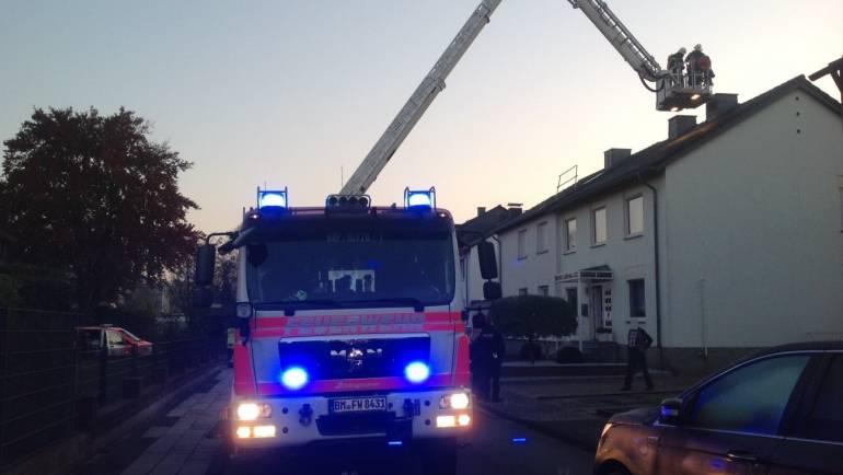 20.11.2019 – Kaminbrand in Kerpen