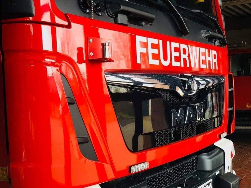 08.02.2020 – Kleindbrand in einem Gebäude in Kerpen-Manheim