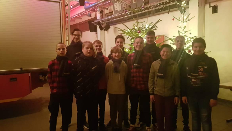 20.12.2019 – Weihnachtsfeier & Jahresabschluss der Jugendfeuerwehr Türnich/Balkhausen