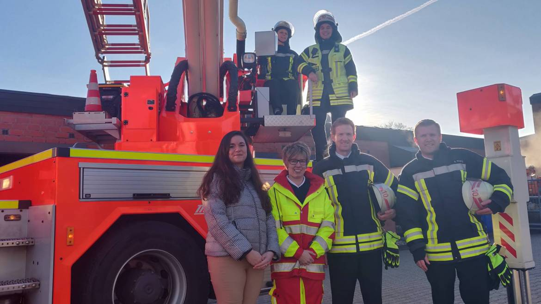 21.01.2020 – Weibliche Verstärkung bei der Feuerwehr Kerpen