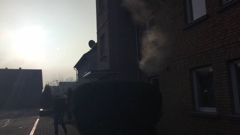 24.01.2020 – Gemeldeter Brand war glücklicherweise nur Dampf