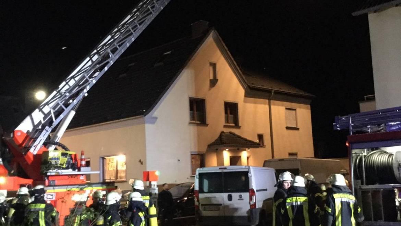 13.01.2020 – Gebäudebrand in Neu-Bottenbroich