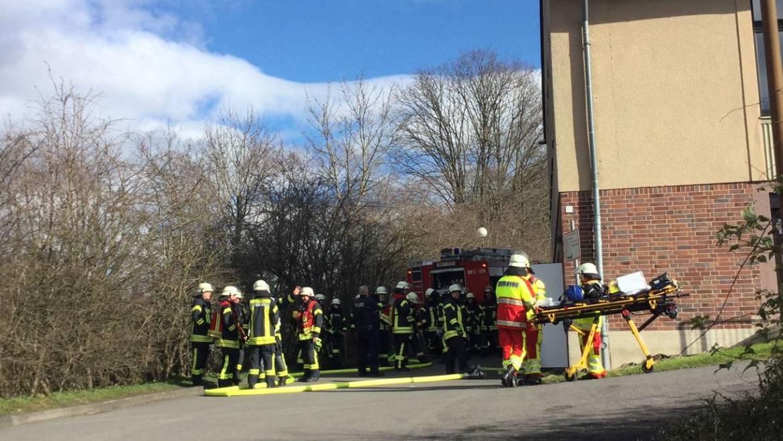 17.02.2020 – Feueralarm in der Grundschule Horrem